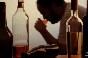 Смерть от алкоголя